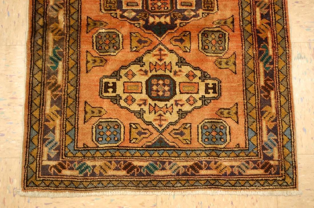 Caucasian Kazak Shirvan Design Caucasian Rug 2.5x3.3 - 2