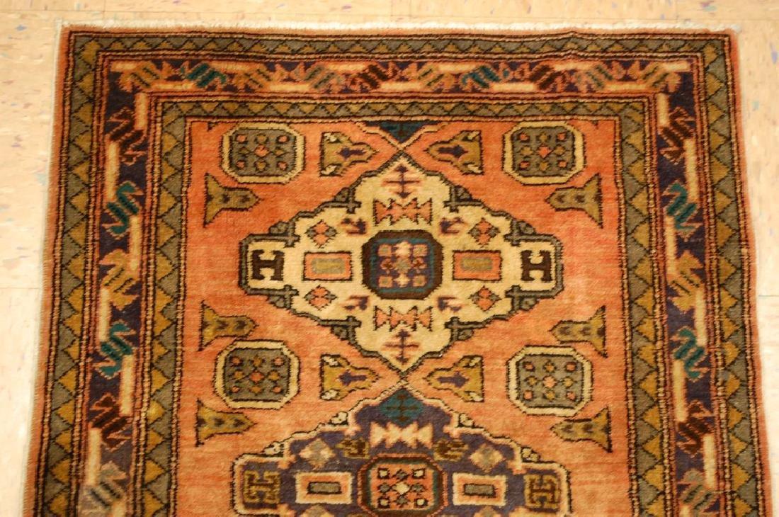 Caucasian Kazak Shirvan Design Caucasian Rug 2.5x3.3 - 3