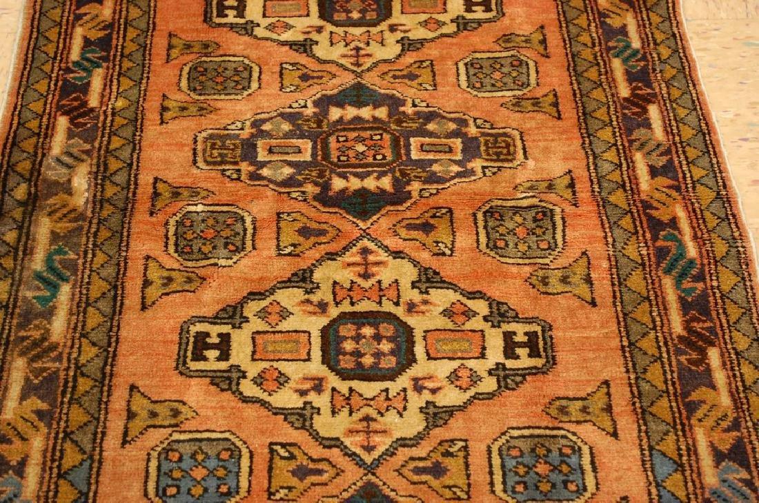 Caucasian Kazak Shirvan Design Caucasian Rug 2.5x3.3 - 4