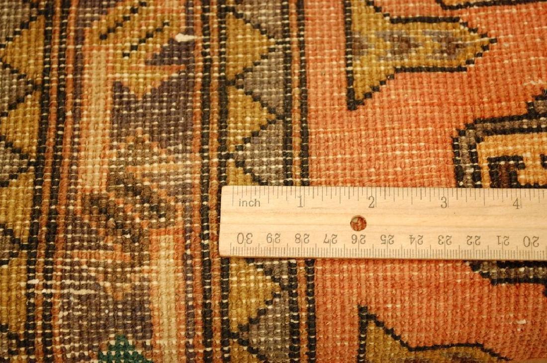 Caucasian Kazak Shirvan Design Caucasian Rug 2.5x3.3 - 6