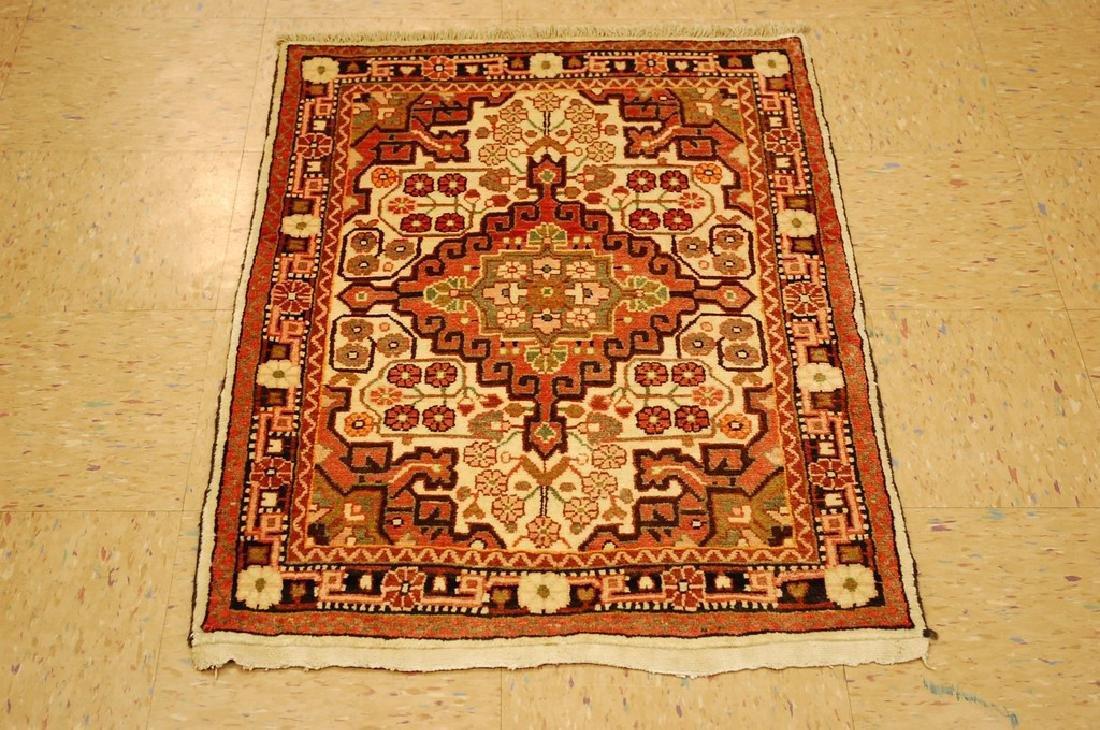 Fine Persian Sarouk Rug 2.3x3.5
