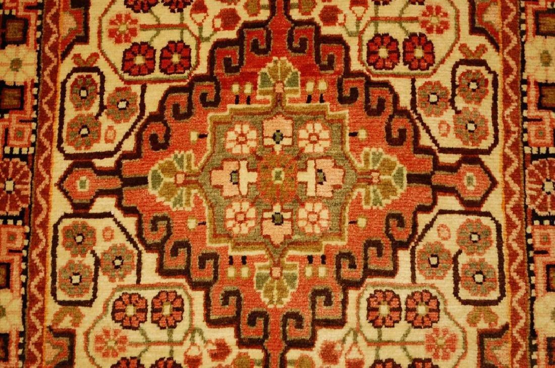 Fine Persian Sarouk Rug 2.3x3.5 - 4