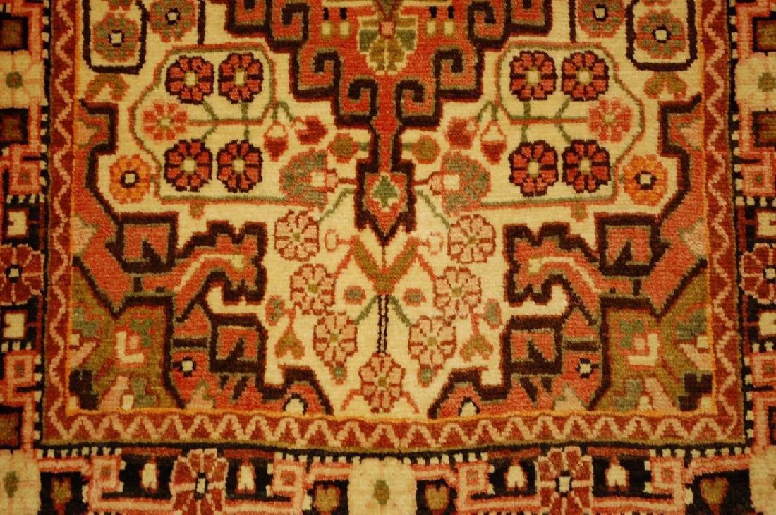 Fine Persian Sarouk Rug 2.3x3.5 - 5