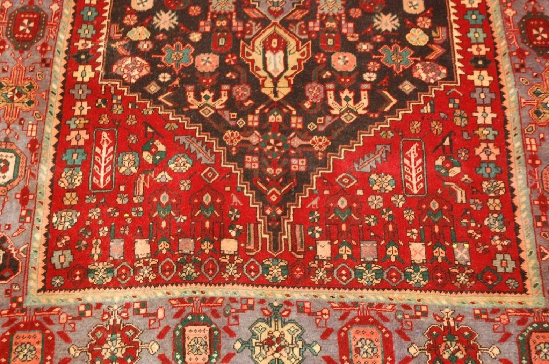 Persian Bijar Bidjar High Kpsi Kork Wool Rug 4.6x7.8 - 7