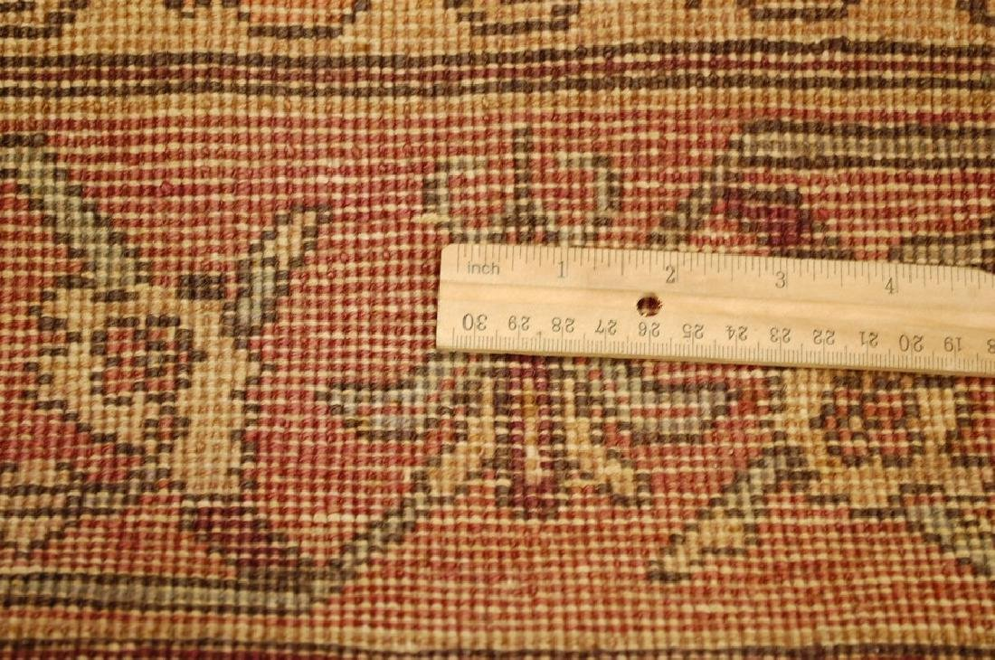Fine Persian Sarouk Rug 4.6x10.2 - 10