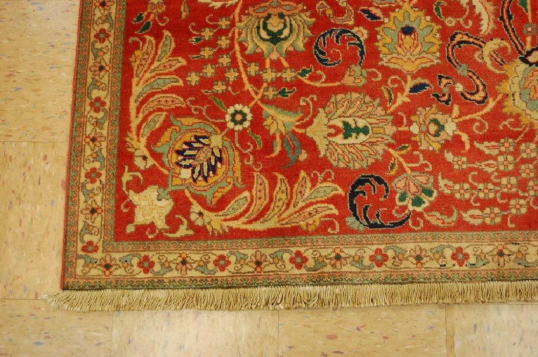 Master Weave Persian Tabriz Signed Hadadyan Rug 6.3x9.2 - 3