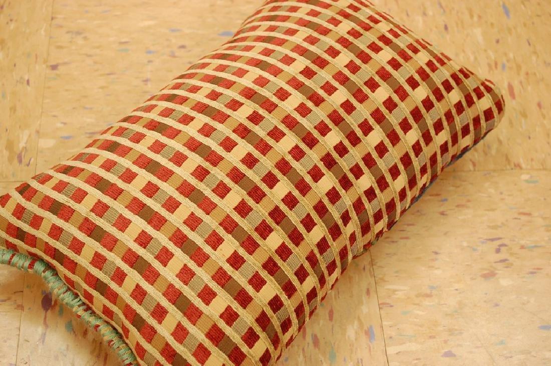 Fine Caucasian Shirvan Antique Rug Pillow 1.2x1.5 - 4