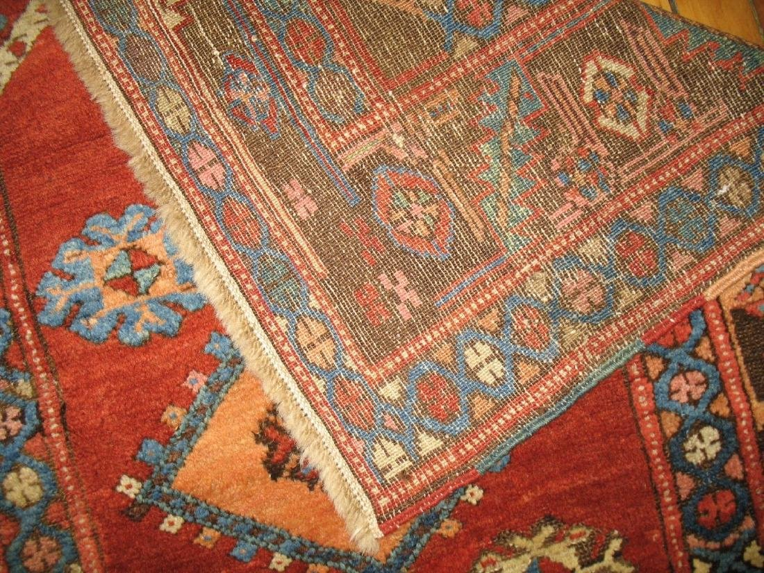 Antique Tribal Persian Heriz Serapi Bakhshaish Rug 3x5 - 5