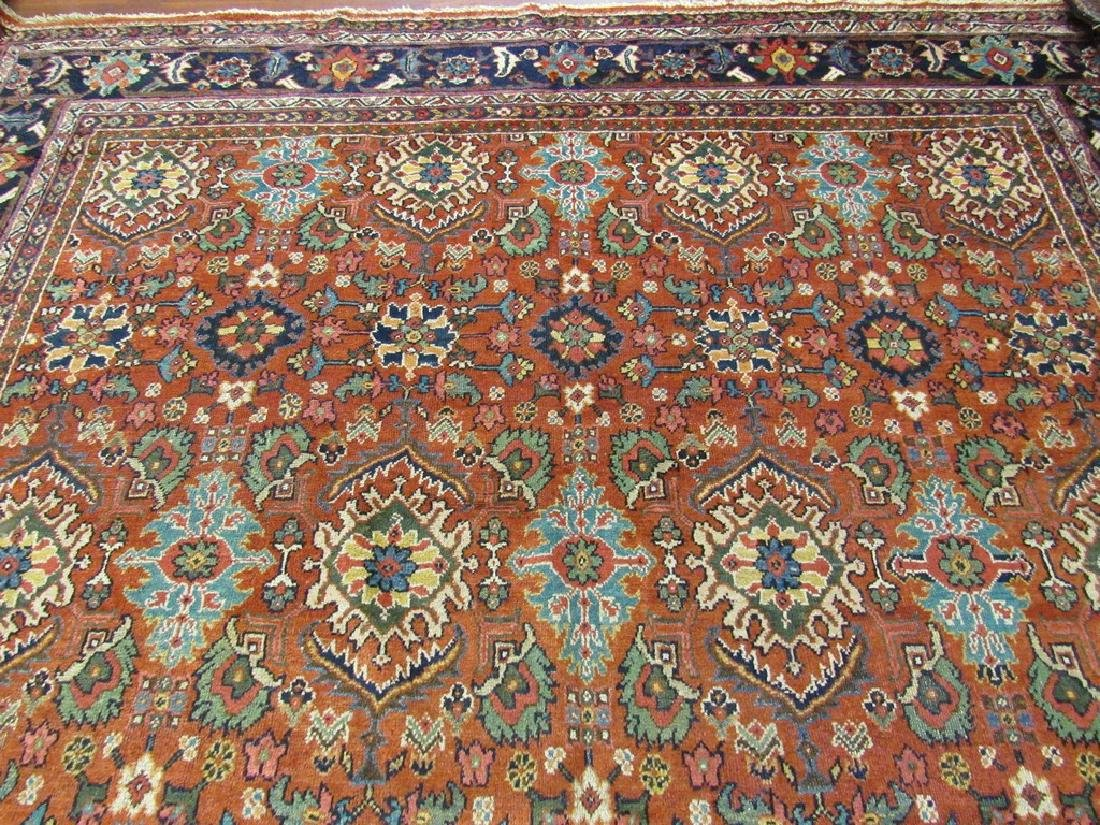 Large Size Persian All-Over Mahal Rug 10.7x17.8 - 2