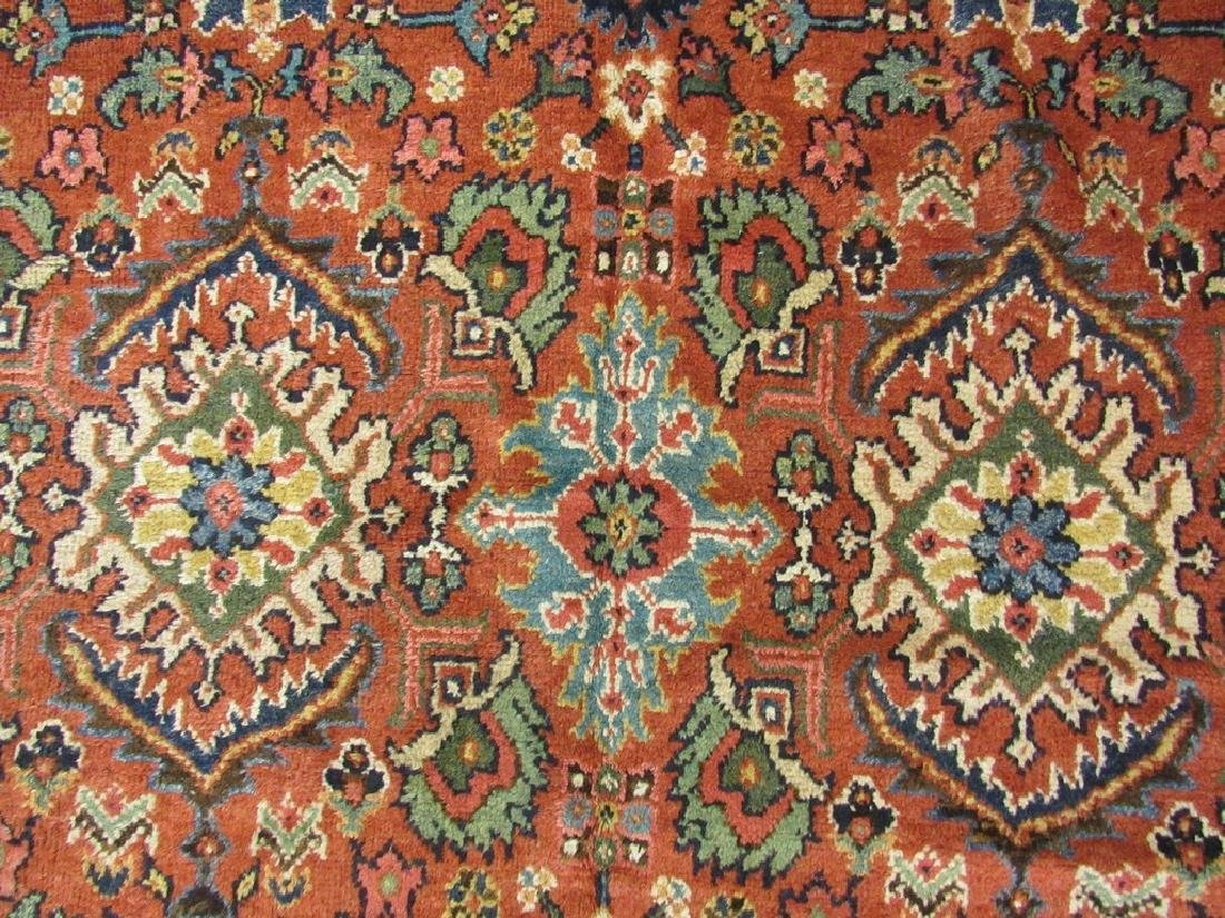 Large Size Persian All-Over Mahal Rug 10.7x17.8 - 3