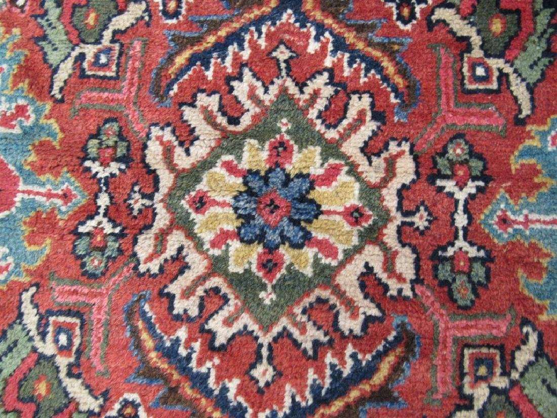 Large Size Persian All-Over Mahal Rug 10.7x17.8 - 4