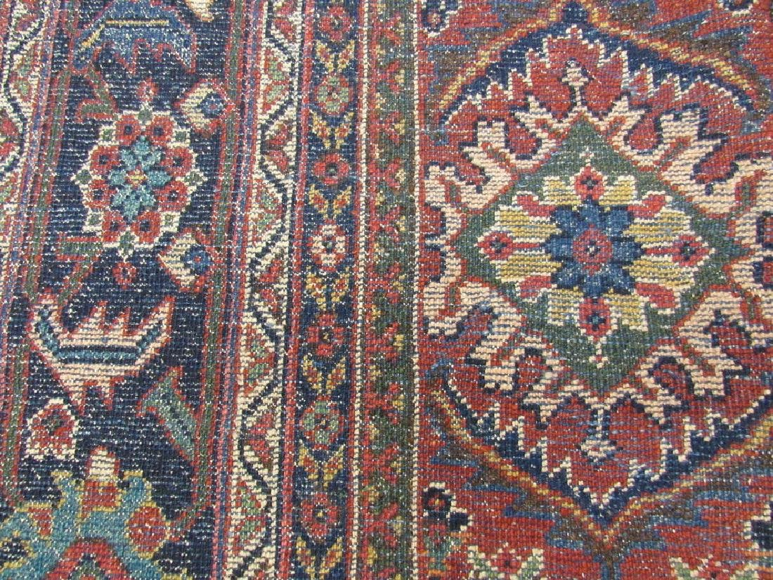 Large Size Persian All-Over Mahal Rug 10.7x17.8 - 5