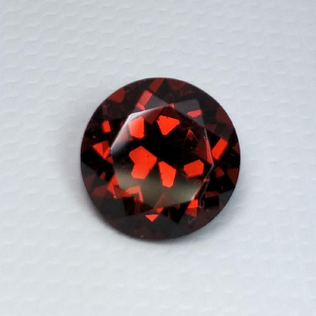 2.28 Carat Loose Pyrope - Almandite Red Garnet