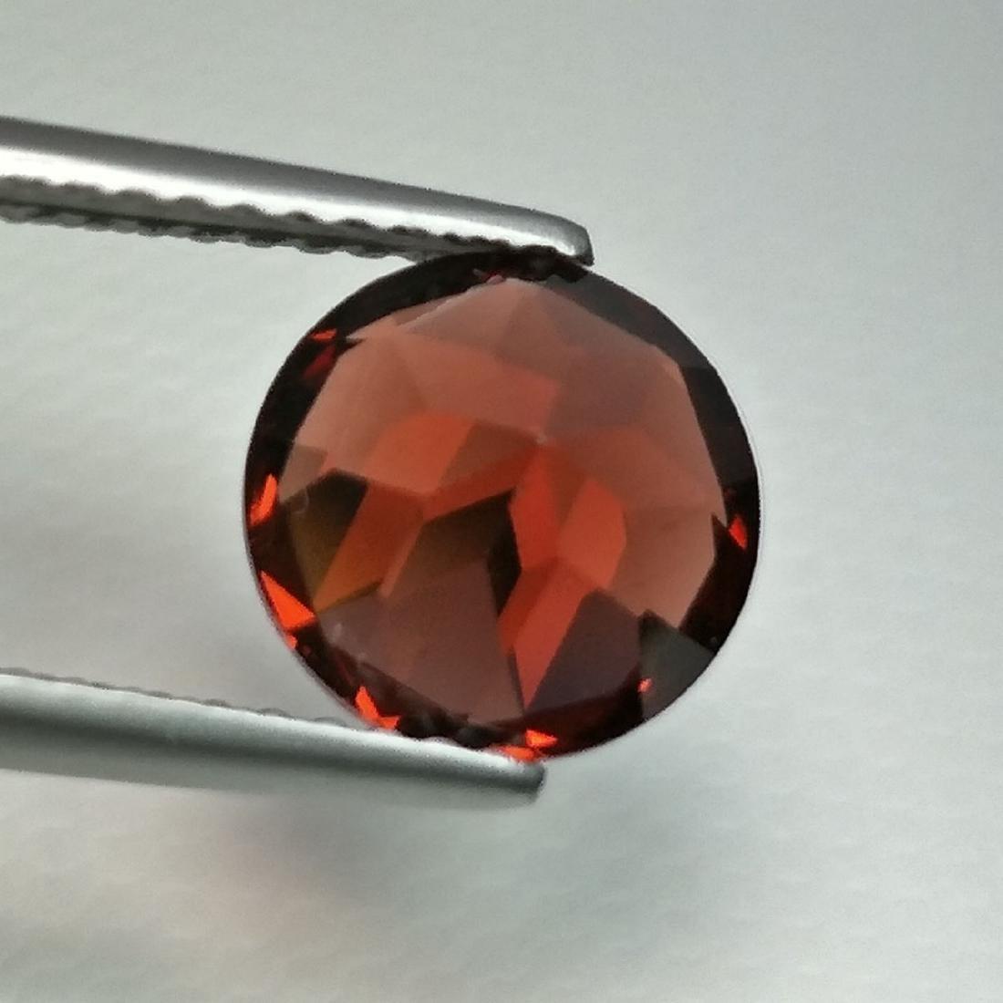 2.28 Carat Loose Pyrope - Almandite Red Garnet - 2