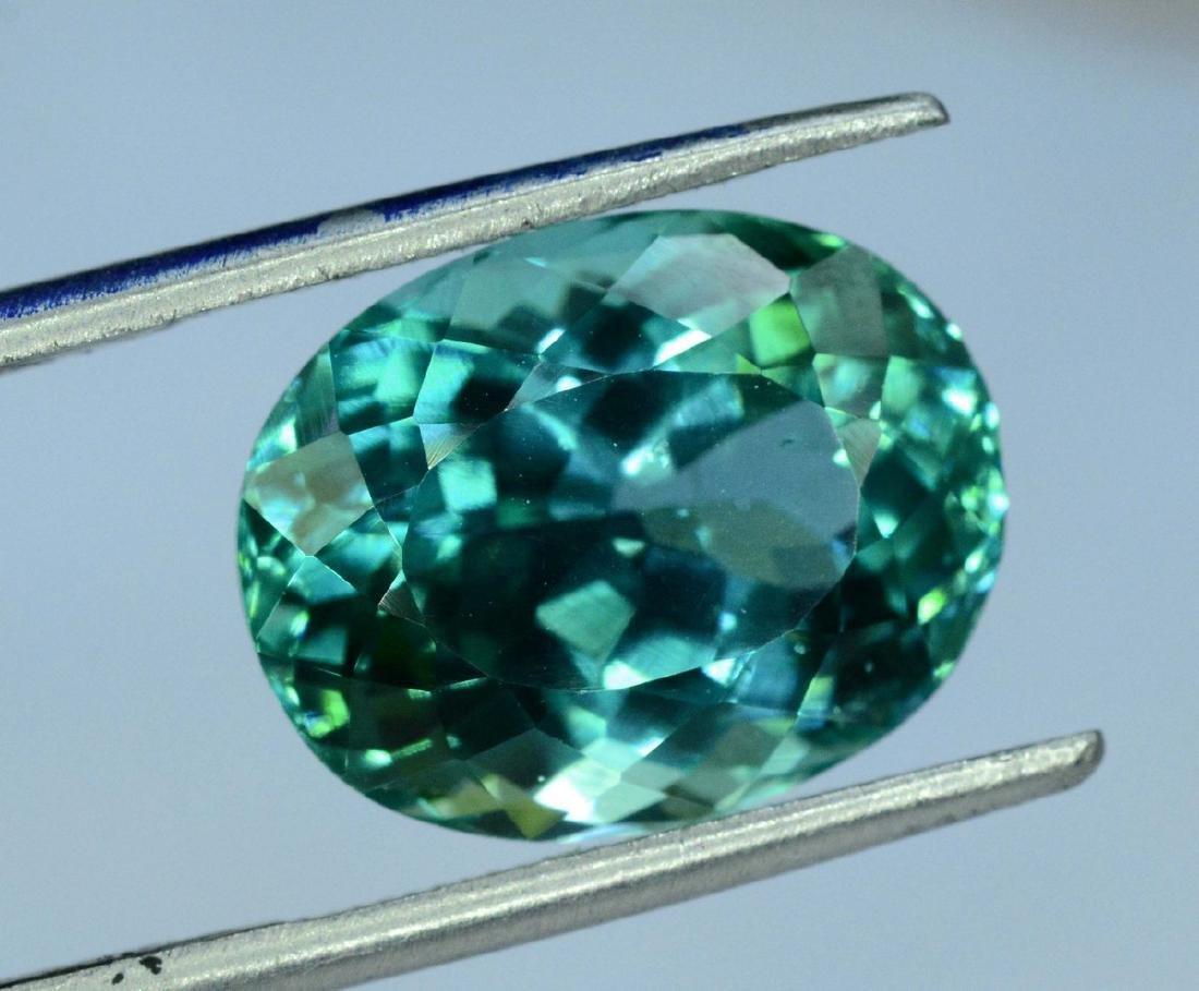 8.95 Carat Kunzite Loose Gemstone - 2