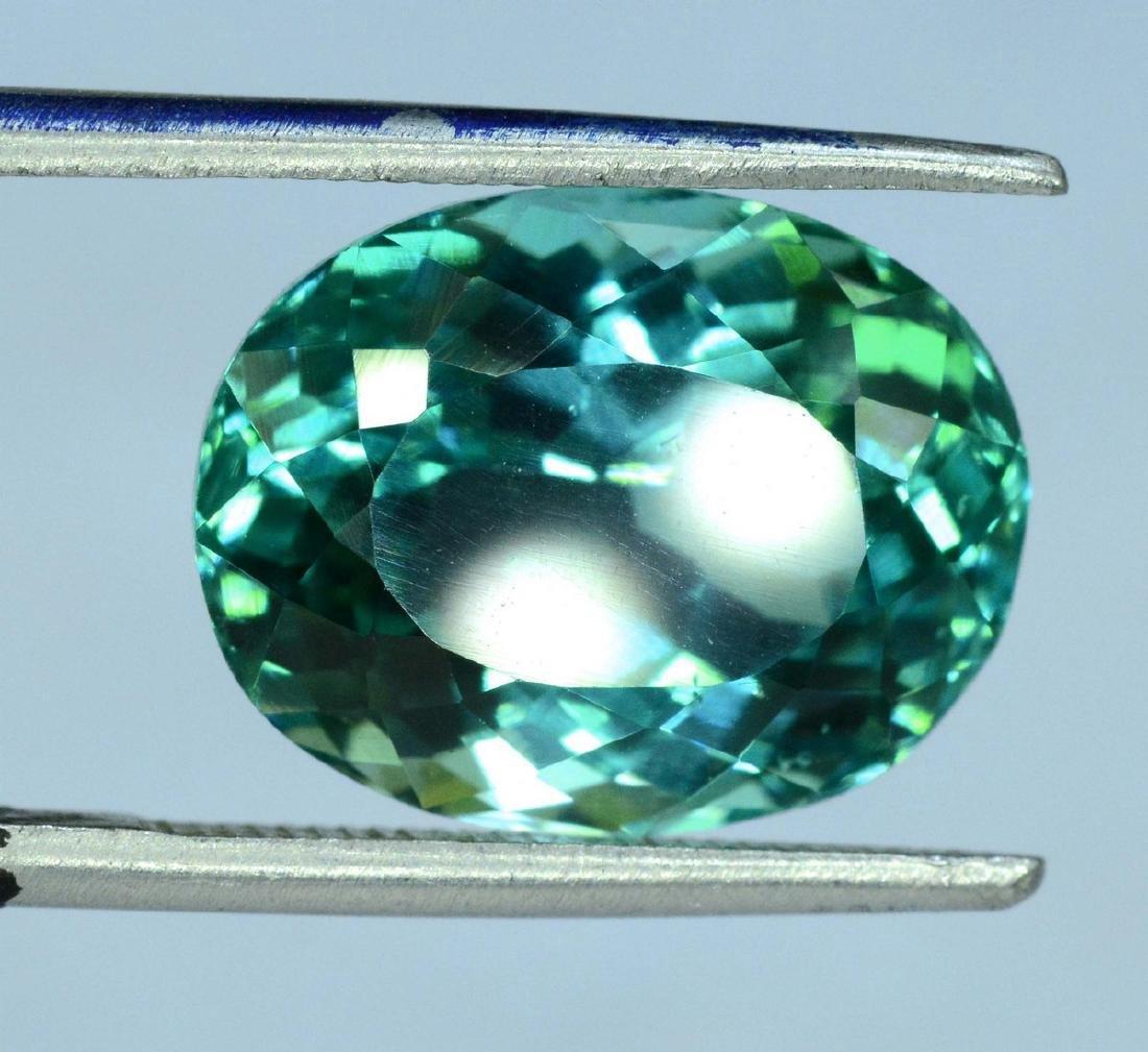 8.95 Carat Kunzite Loose Gemstone - 3