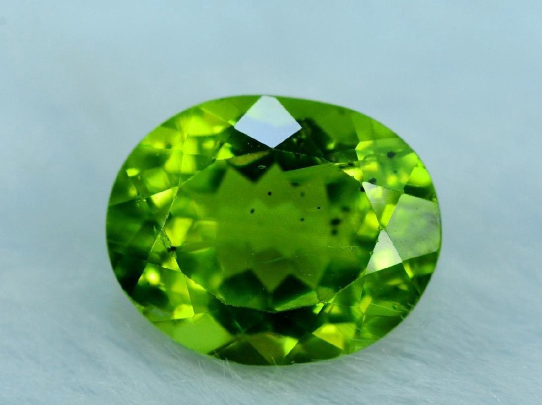 4.20 Carat Peridot Loose Gemstone
