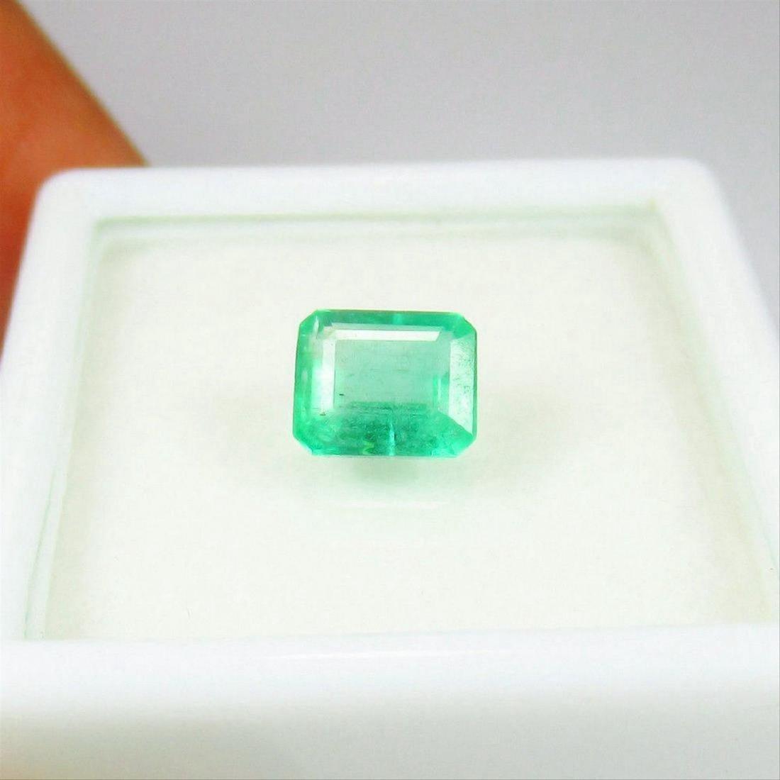 0.92 Carat Loose Octagon Emerald