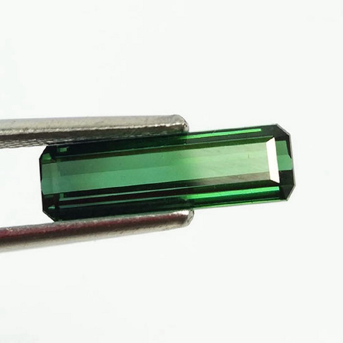 2.05 Carat Loose Green Mozombique Tourmaline - 3
