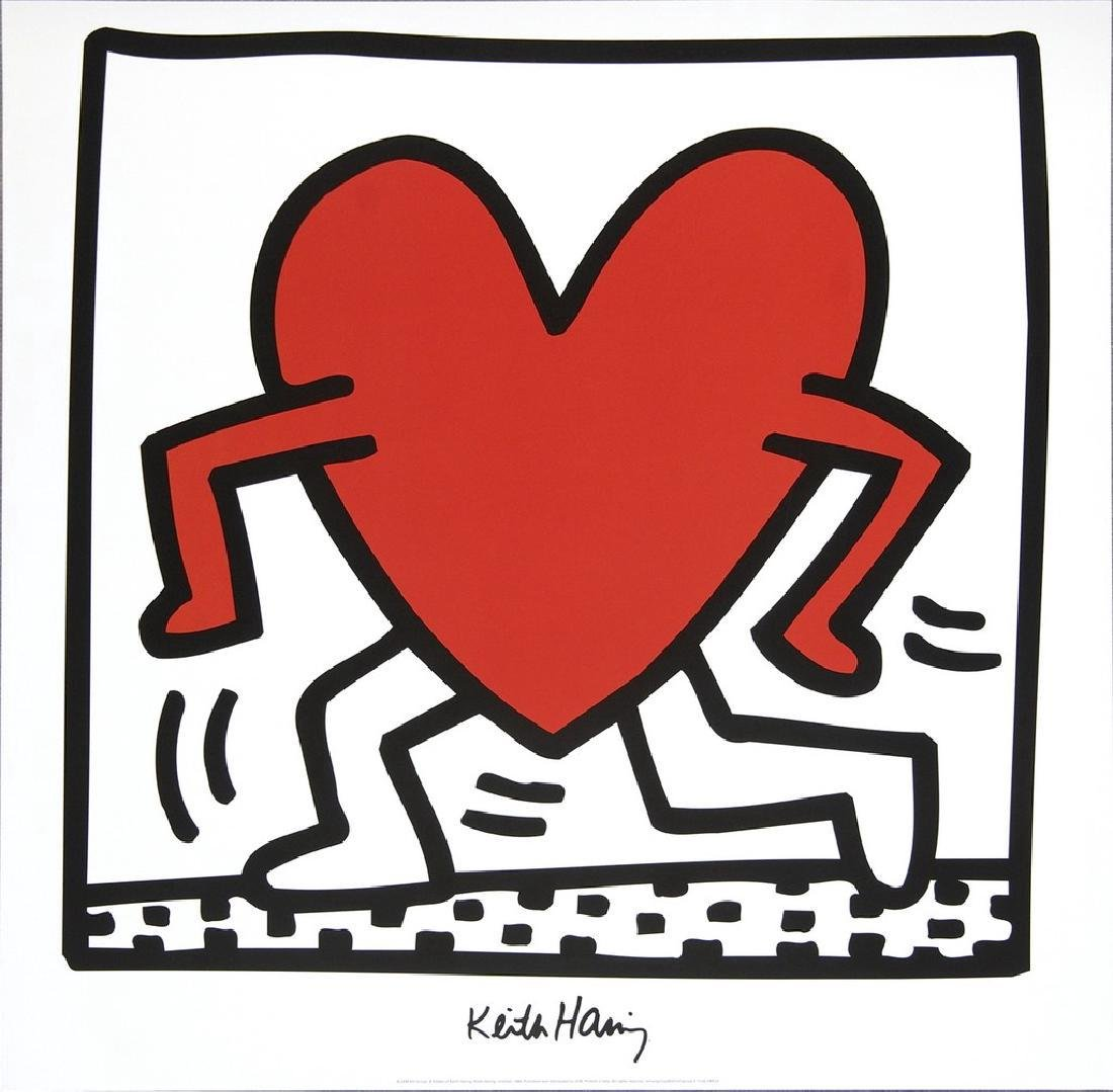 Keith Haring 2 Assorted Keith Haring Posters