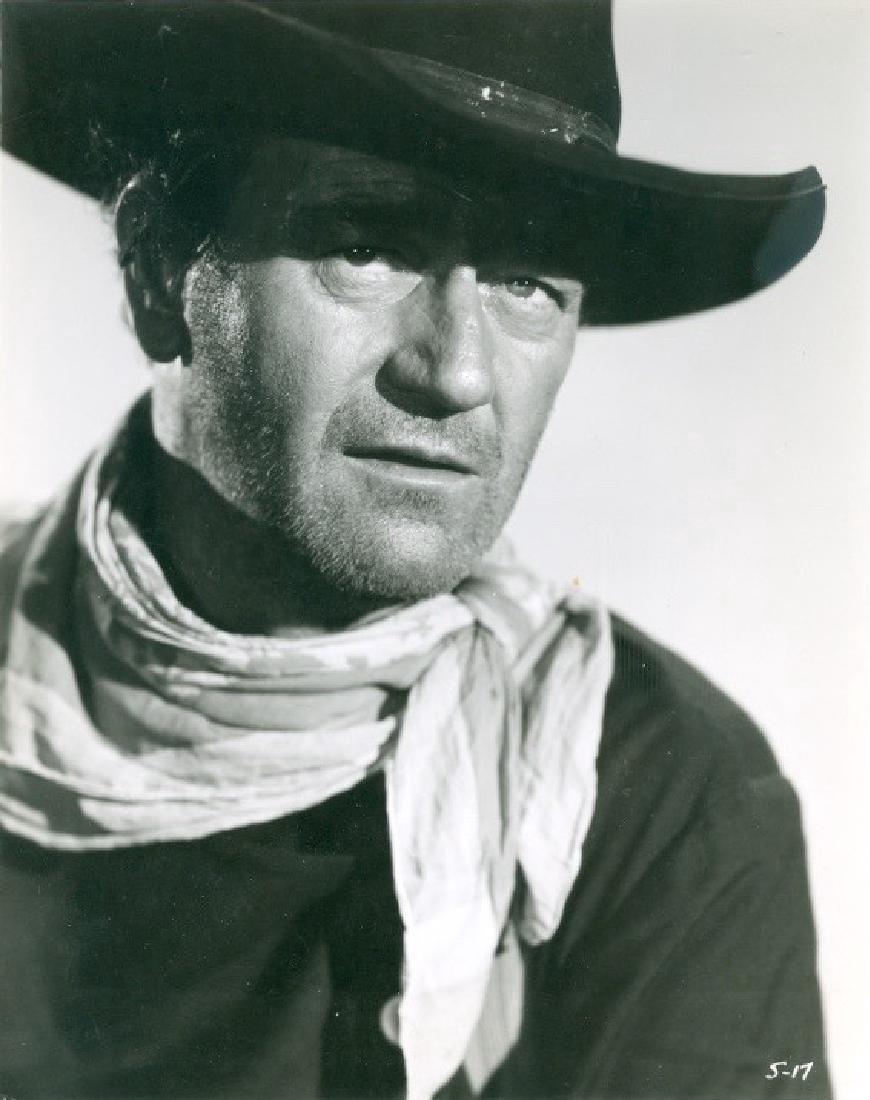 John Wayne in the Searchers 1956 Photograph