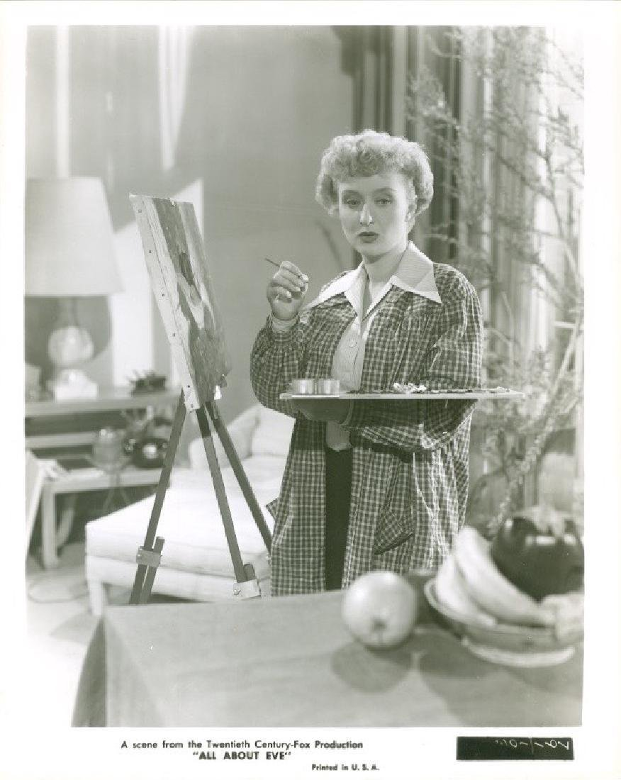 Celeste Holm in All About Eve 1950 Photograph