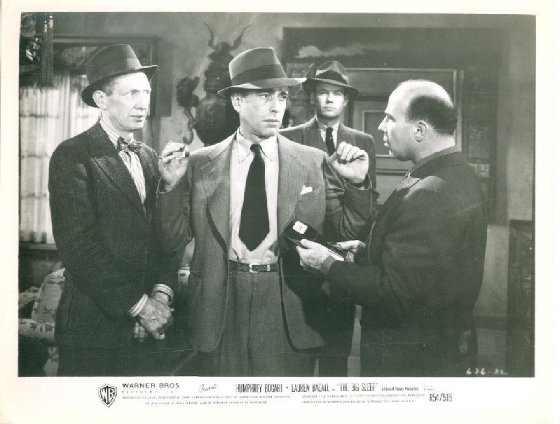 Humphrey Bogart in The Big Sleep 1954 Photograph