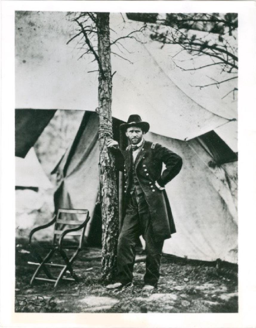 Ulysses S. Grant March 20th 1942 Photograph