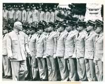 President Chiang Kai-Shek Photograph