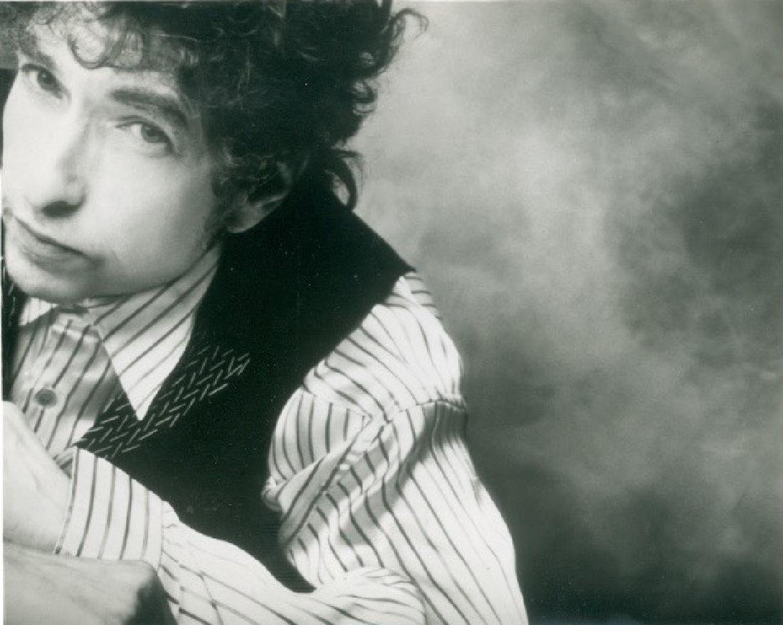 Photograph of Bob Dylan Mark Seliger 1997