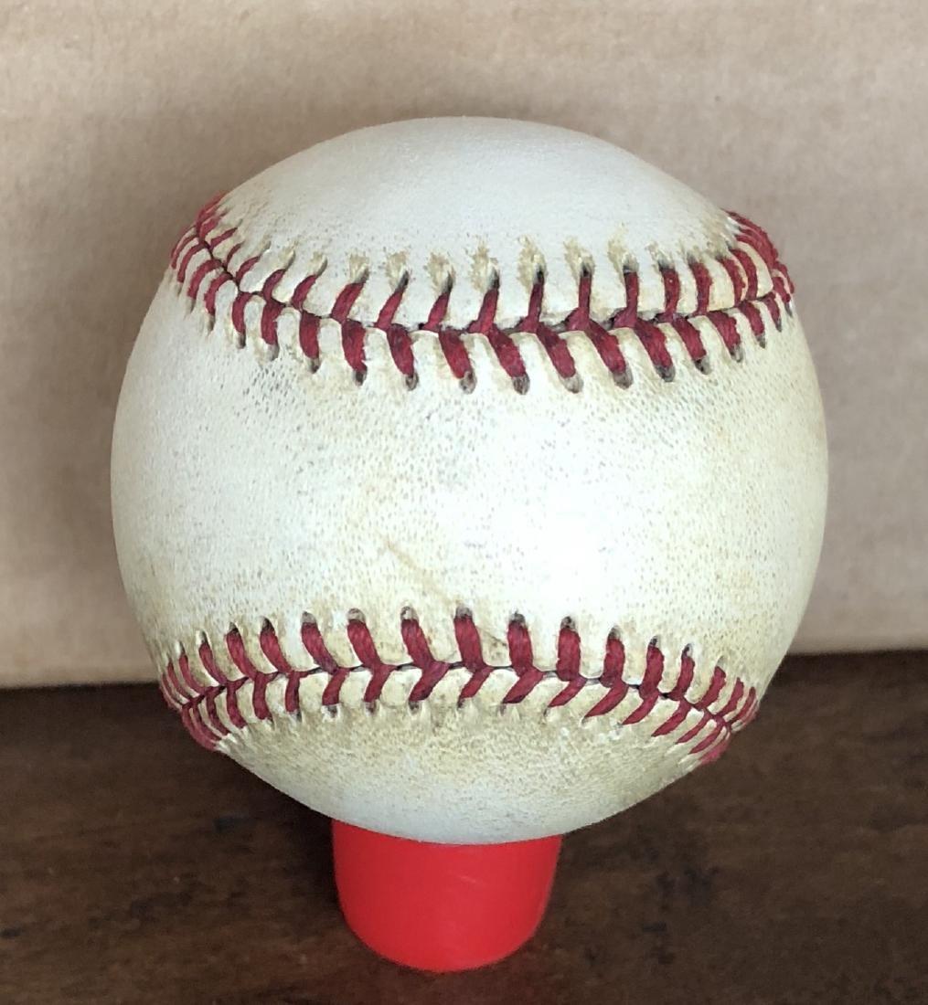 President Herbert Hoover Signed Baseball - 4