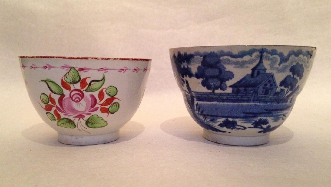 Two Early 19th Century Cups