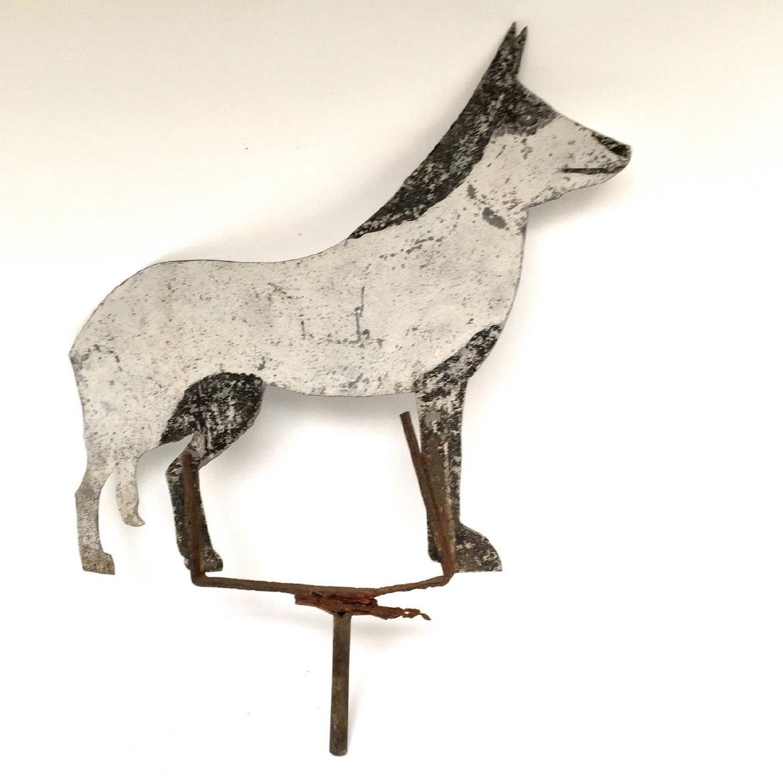 Dog Weathervane - 2