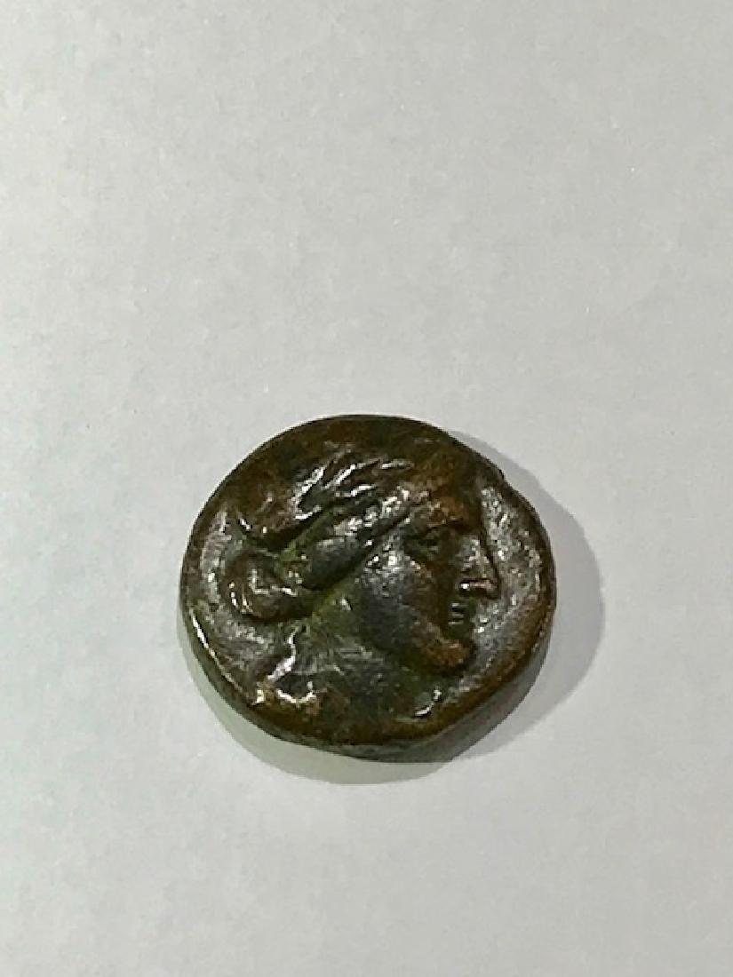 Ancient Greece Thessalian League Coin
