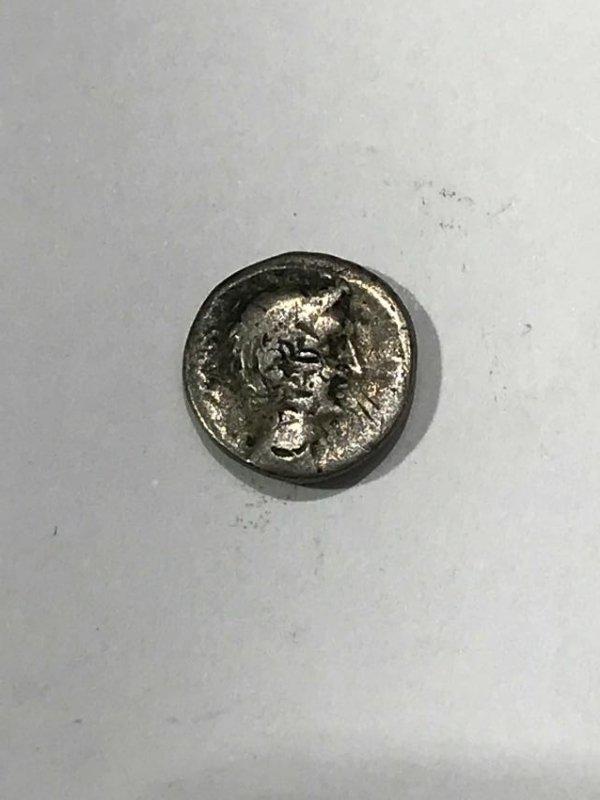 Roman Octavian Coin