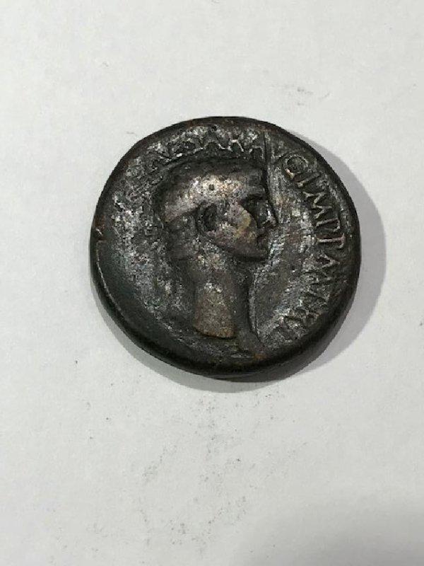 Claudius Coin