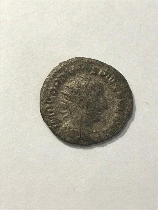 Roman Empire Gordian III Coin