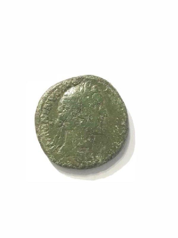 Roman Empire Antonius Pius Coin