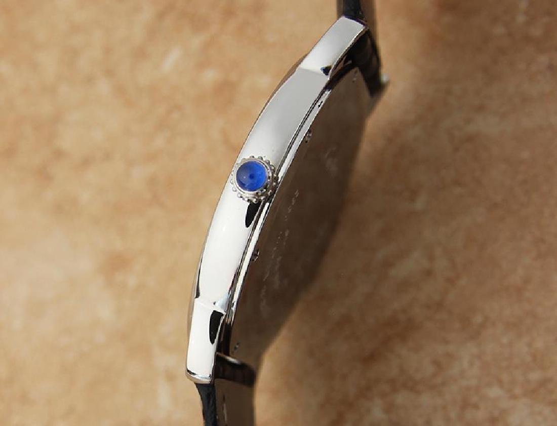 Cartier Ronde Men's 36mm Stainless Steel Quartz Watch - 4