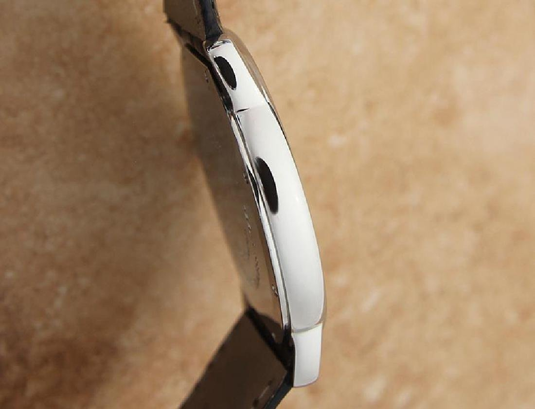 Cartier Ronde Men's 36mm Stainless Steel Quartz Watch - 5
