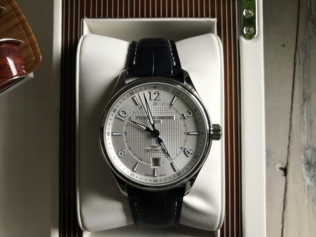 Frederique Constant Runabout Limited Edition Watch