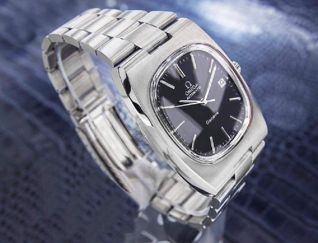 Vintage Omega Stainless Steel Mens Automatic 1968 Watch - 4