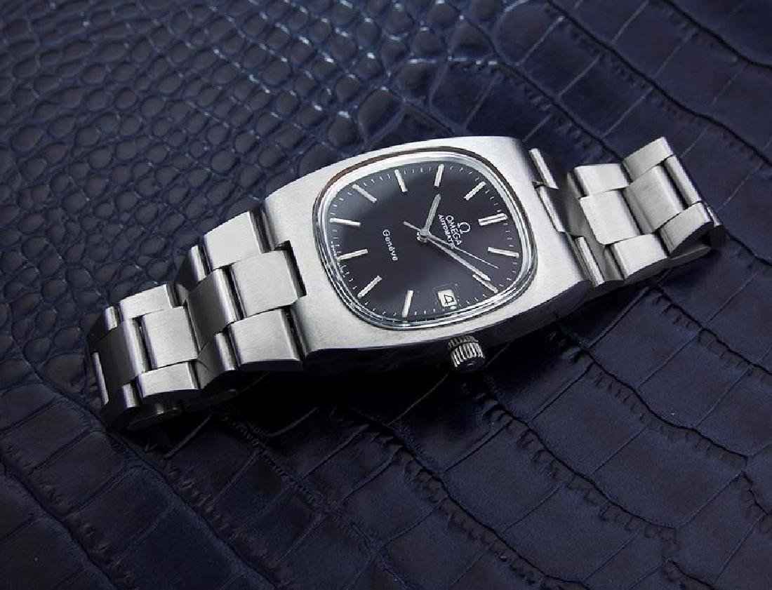 Vintage Omega Stainless Steel Mens Automatic 1968 Watch - 7