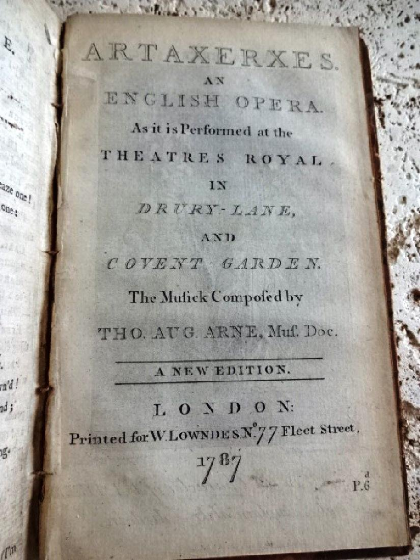 Volume 18th C Plays 1777 Anna Bullen Others - 3