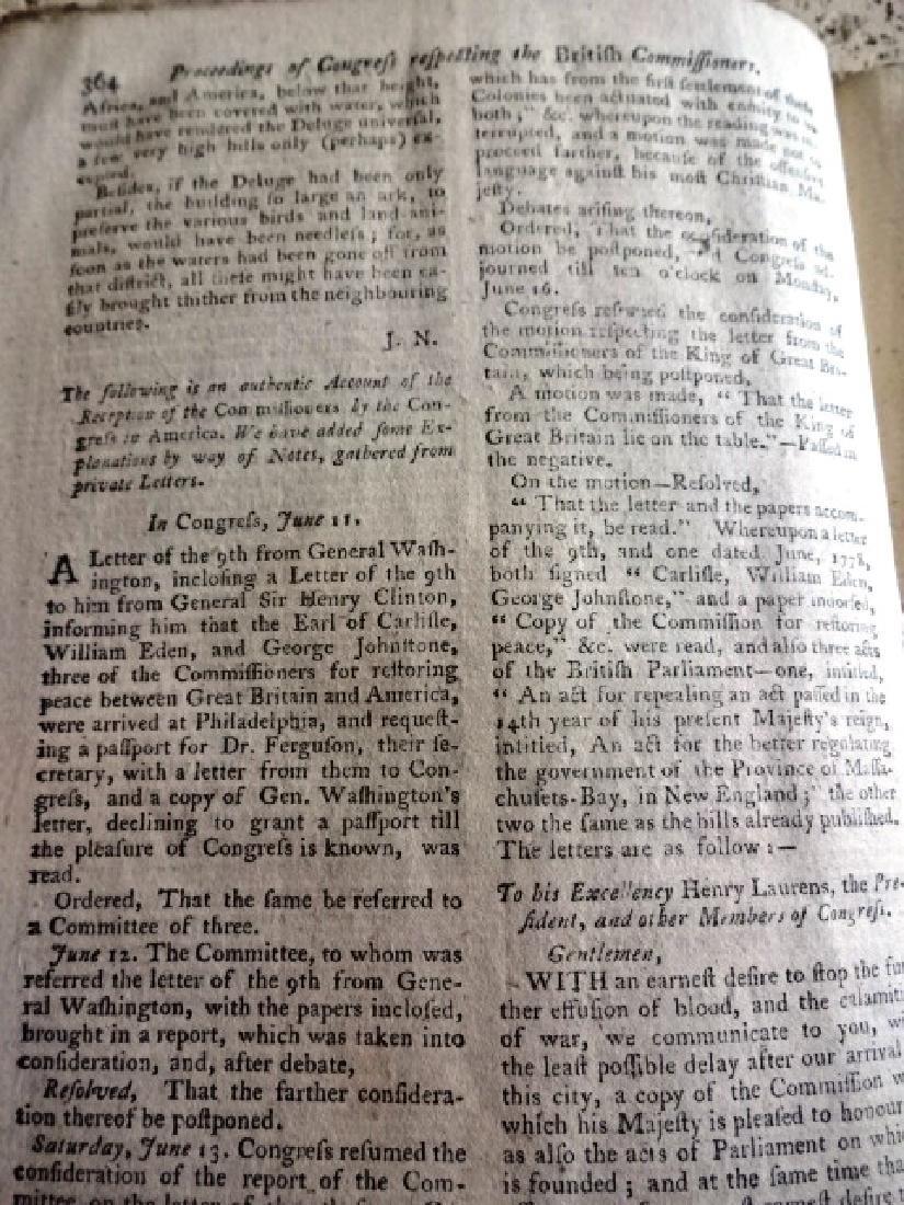 1778 Revolutionary War George Washington Magazine - 4