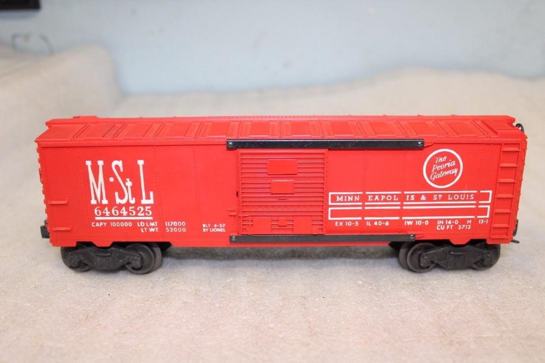 Lionel Postwar 6464-525 MStL Boxcar 1957-58 #2