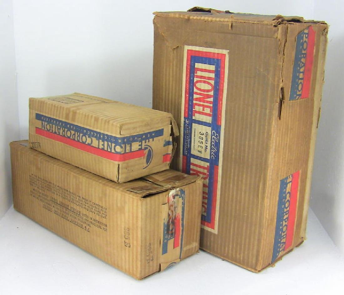 Lionel Prewar Standard Gauge 385EW Master Carton Box