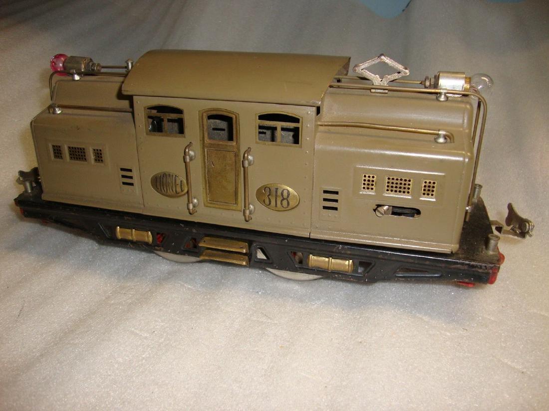 Lionel Prewar Standard Gauge Restored Mojave 318