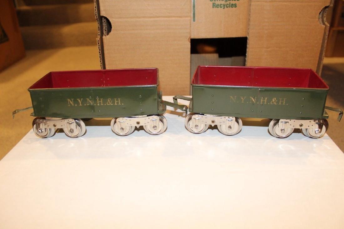 Lionel Prewar Gauge 112 Shorty Gondola 2 cars Repaint