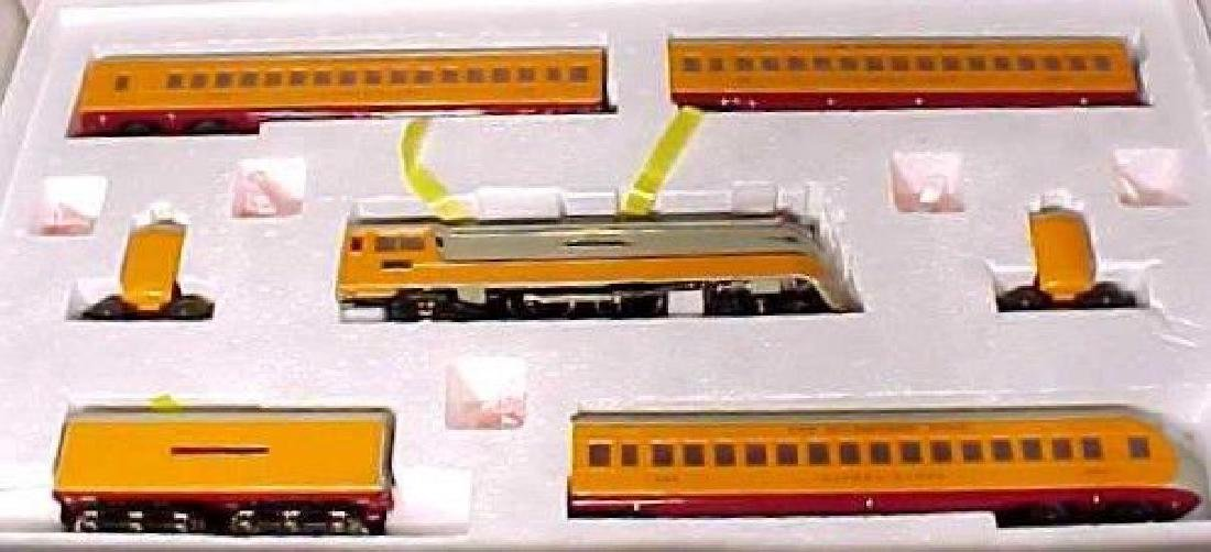Lionel 6-51000 Hiawatha Passenger Train Set Mint